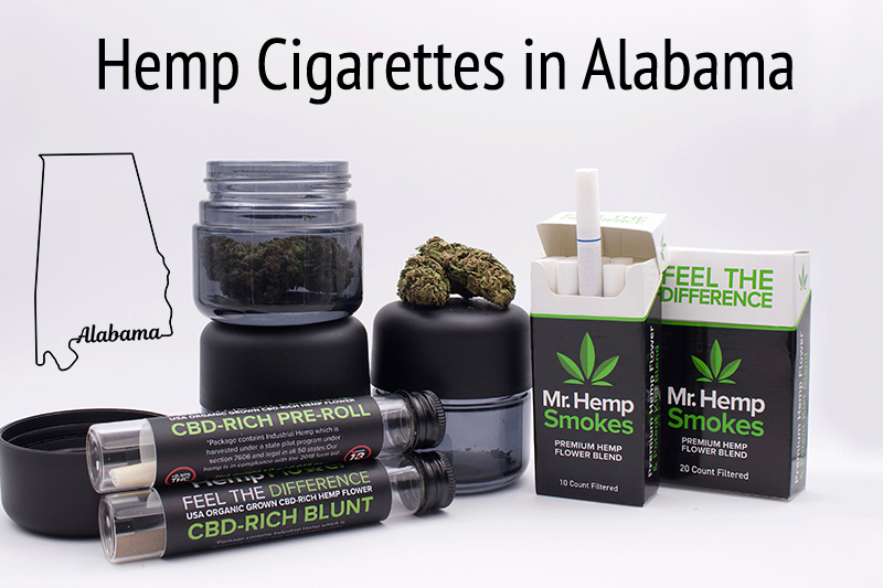Hemp Cigarettes Alabama