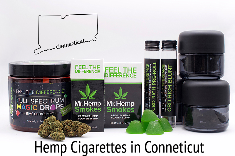 Hemp Cigarettes Connecticut
