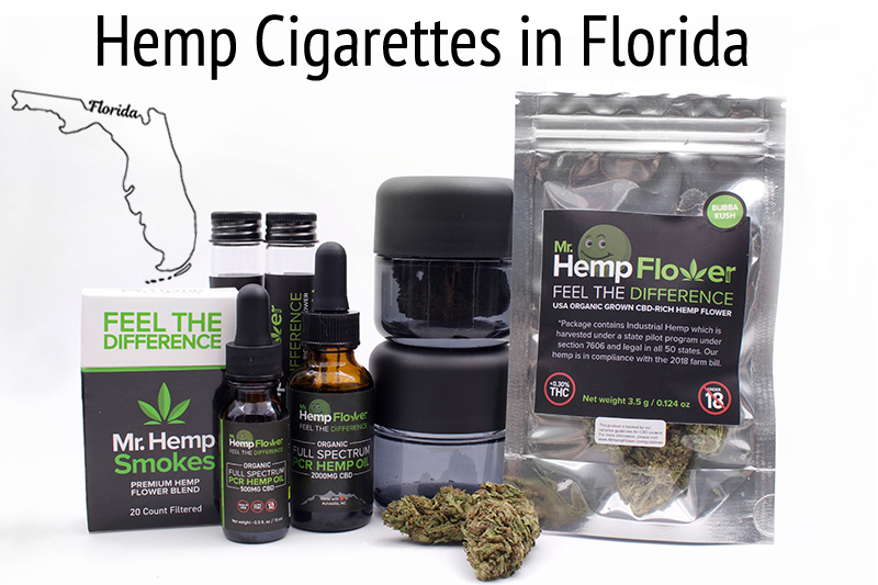 Hemp Cigarettes Florida
