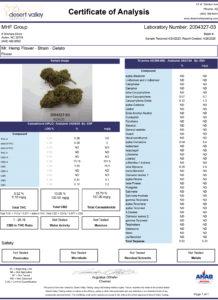 Harlequin Lab report