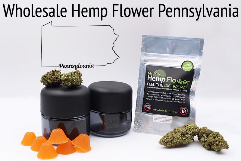 Wholesale Hemp Flower Pennsylvania