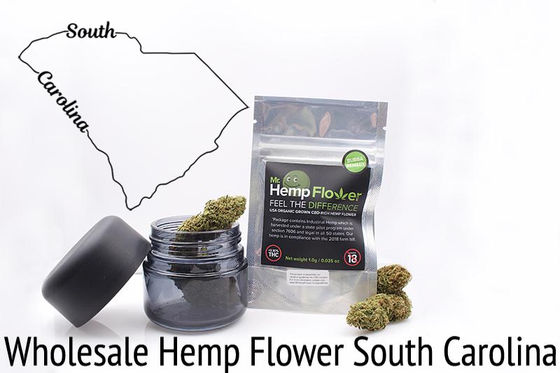 Wholesale Hemp Flower South Carolina