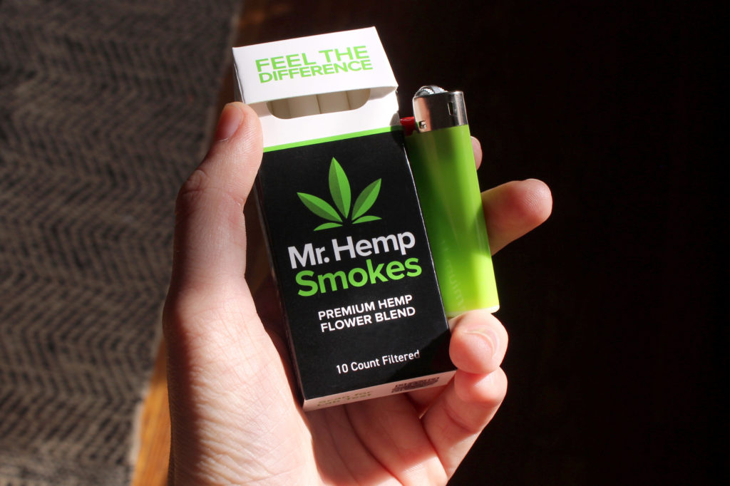 Buy Hemp Cigarettes in California