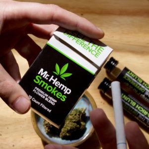 Buy Hemp Cigarettes in Colorado
