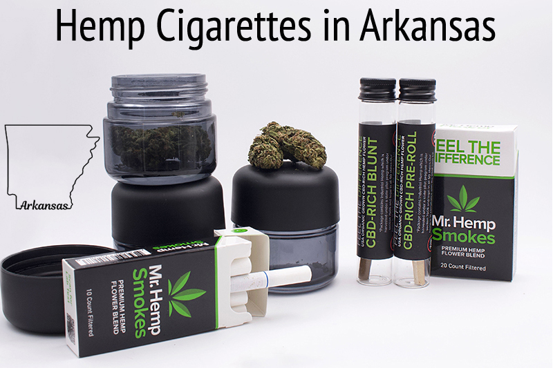 Hemp Cigarettes in Arkansas