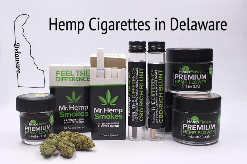 Hemp Cigarettes in Delaware