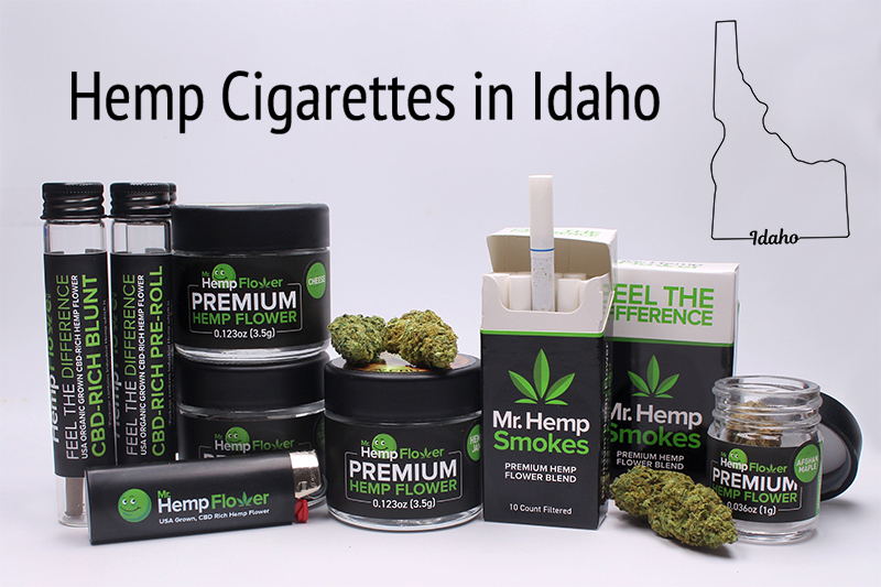Hemp Cigarettes in Idaho