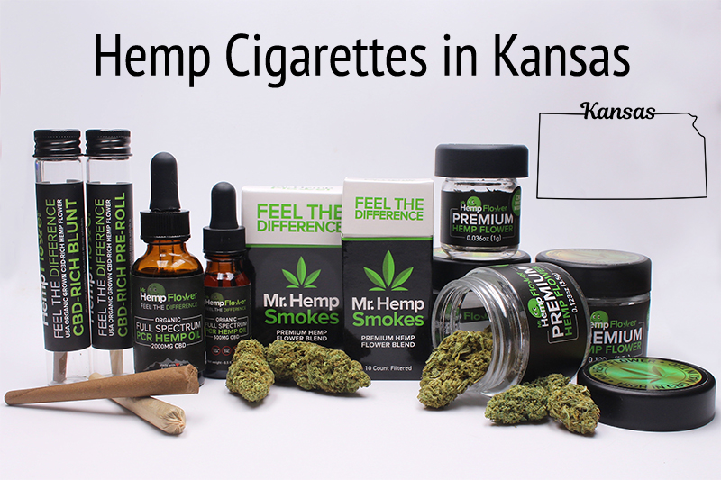 Hemp Cigarettes in Kansas