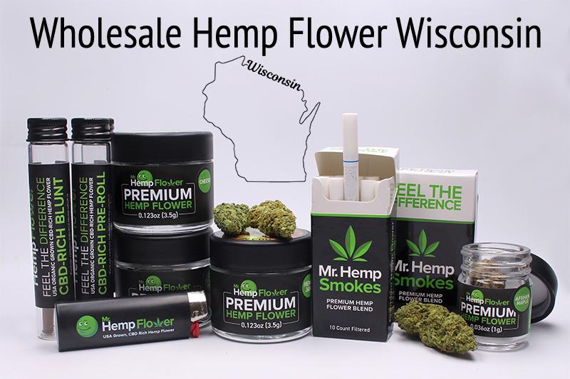 Wholesale Hemp Flower Wisconsin