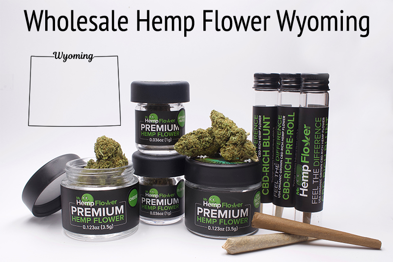Wholesale Hemp Flower Wyoming