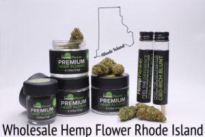 Wholesale Hemp Flower in Rhode Island