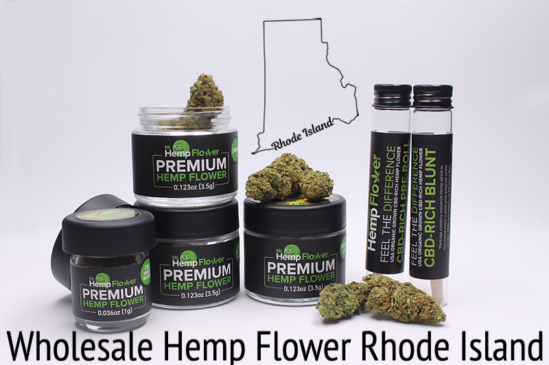 Wholesale Hemp Flower in Rhode Island
