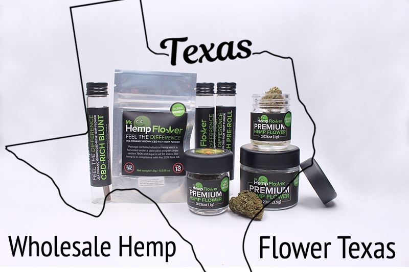 Wholesale Hemp Flower in Texas