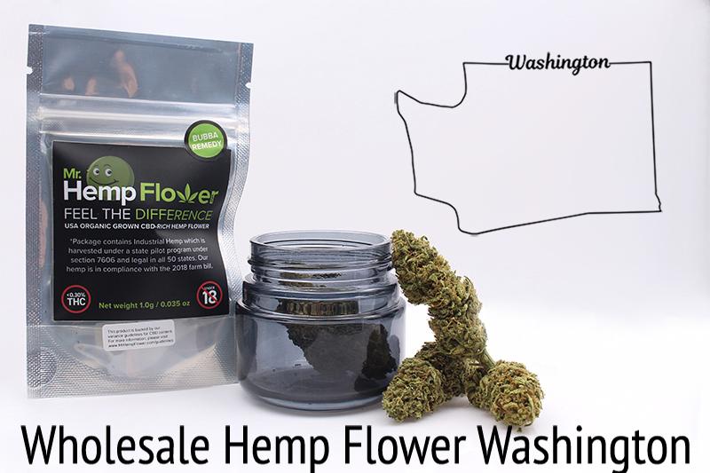 Wholesale Hemp Flower in Washington