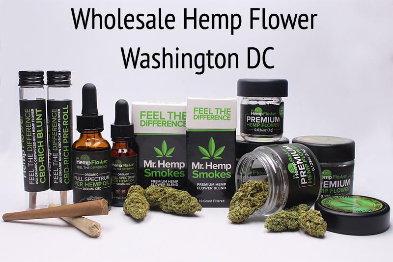 Wholesale Hemp Flower Washington dc