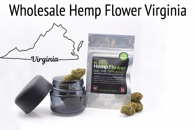 Wholesale Hemp Flowerin Virginia