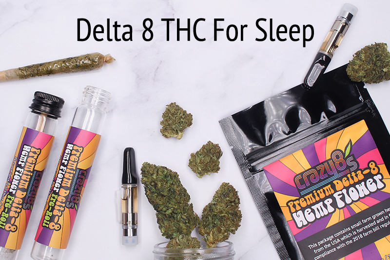 Delta 8 THC for Sleep