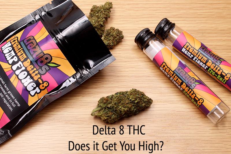 Delta 8 THC high