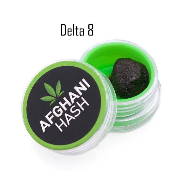 Delta 8 afghani hash
