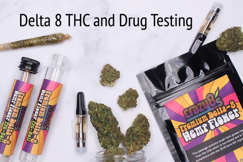 Delta-8 and drug testing