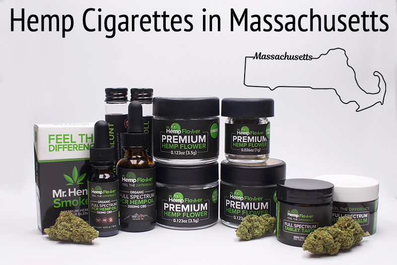 Hemp Cigarettes in Massachusetts