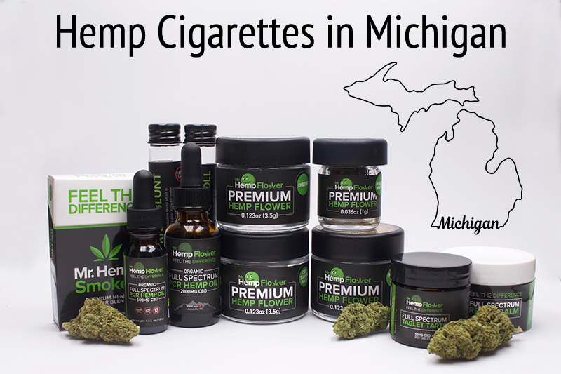 Hemp Cigarettes in Michigan