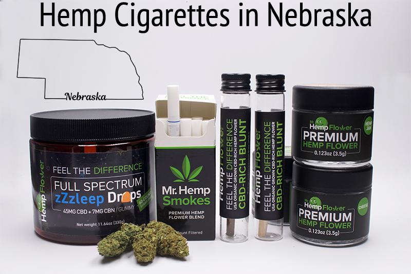 Hemp Cigarettes in Nebraska