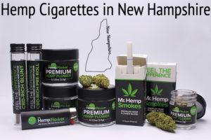 Hemp Cigarettes in New Hampshire