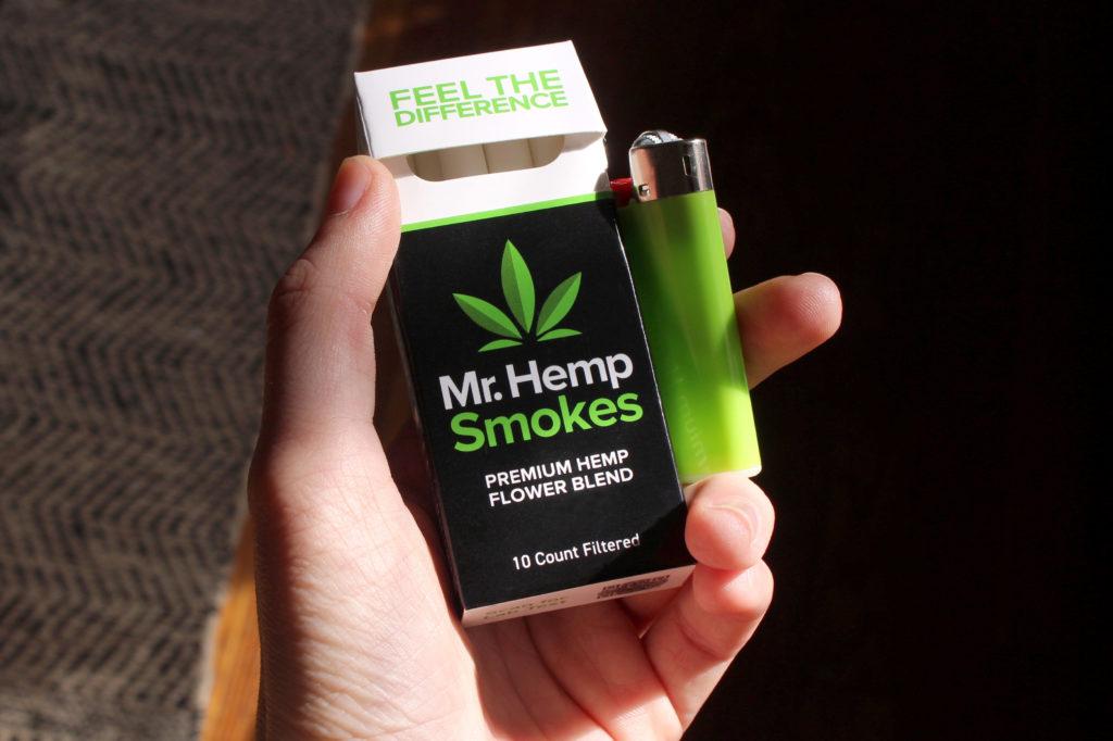 Buy Hemp Cigarettes in Oklahoma