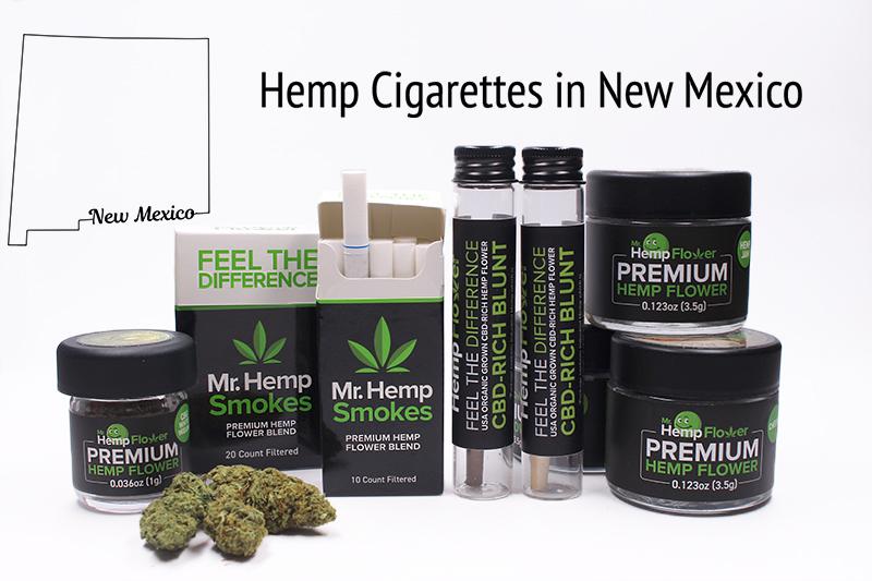 Hemp Cigarettes in New Mexico