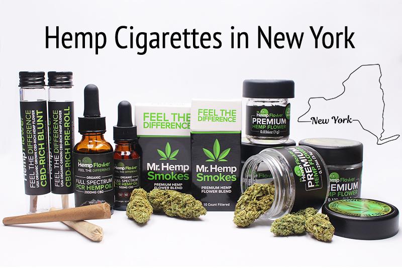 Hemp Cigarettes in New York