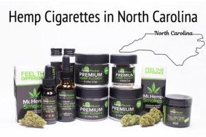 Hemp Cigarettes in North Carolina