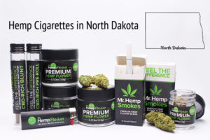 Hemp Cigarettes in North Dakota