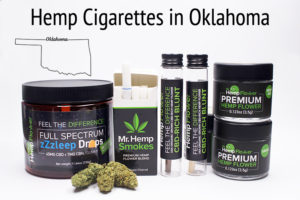 Hemp Cigarettes in Oklahoma