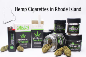 Hemp Cigarettes in Rhode Island