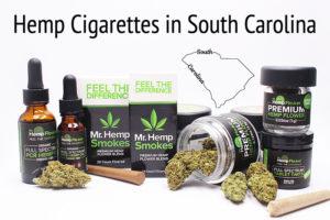 Hemp Cigarettes in South Carolina
