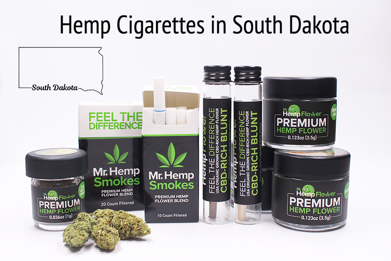 Hemp Cigarettes South Dakota