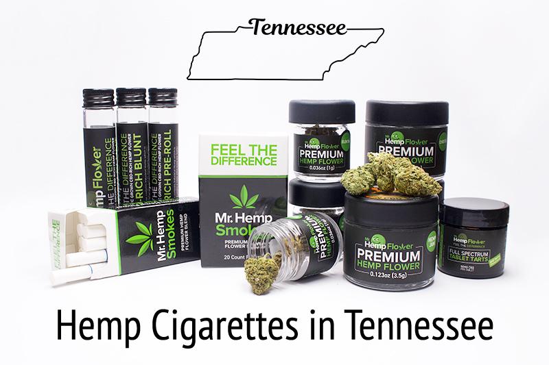 Hemp Cigarettes in Tennessee