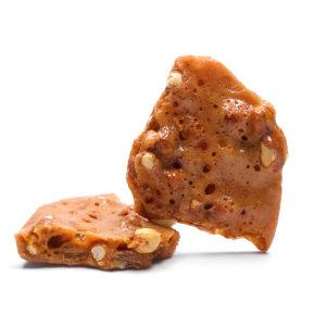 Delta 8 Peanut Brittle