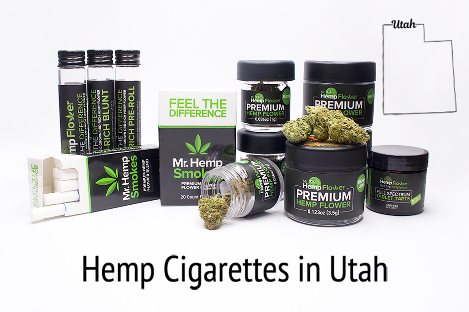 Hemp Cigarettes Utah