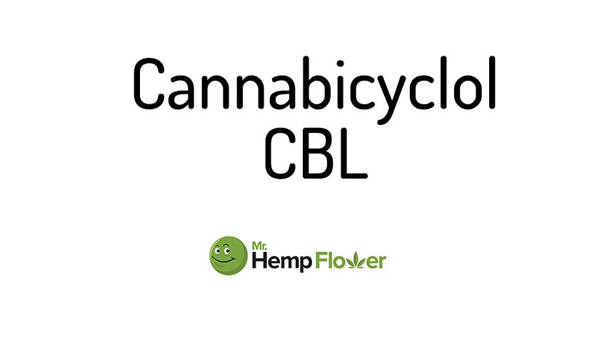 Cannabicyclol