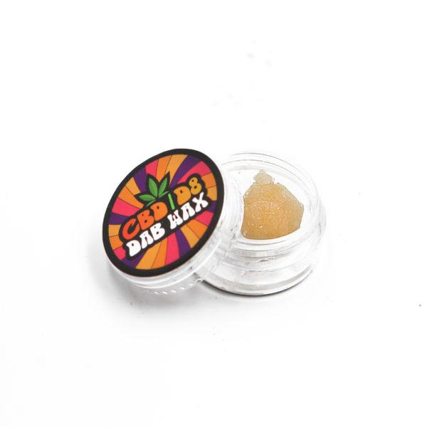 Delta 8 dab wax