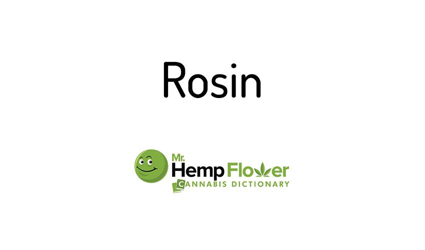 Rosin