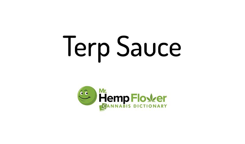 Terp Sauce