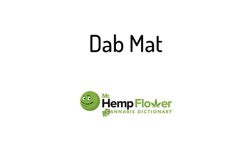 Dab Mat