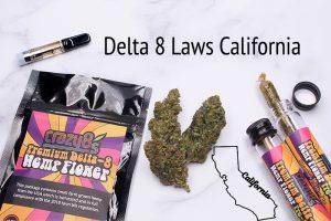 Delta 8 California